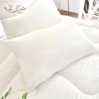 【Sun Color】台灣製造-高級彈性纖維枕2入
