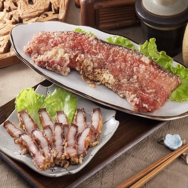 【濎好食品】紅糟五花肉9入(300g/入)