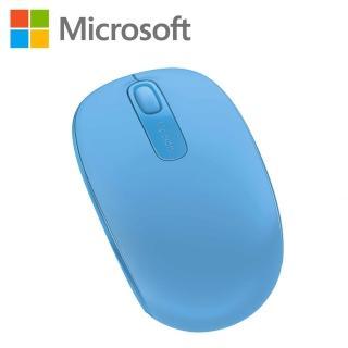 ~微軟~Microsoft無線行動滑鼠1850 ~活力藍 U7Z~00059