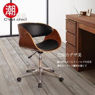 【Cest Chic】Viola維歐拉電腦椅(皮質)
