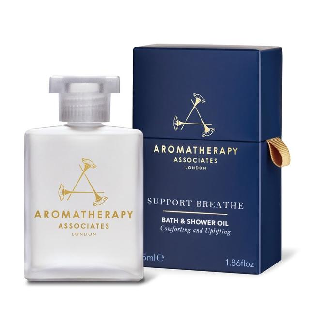 【AA】舒和清爽沐浴油 55ml(Aromatherapy Associates)