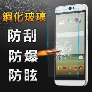 【YANG YI】揚邑 HTC Butterfly 3 鋼化玻璃保護貼(9H防爆防刮防眩弧邊)