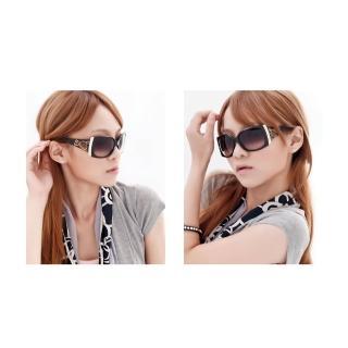 【Christian Dior】-時尚太陽眼鏡(黑色/咖啡色)
