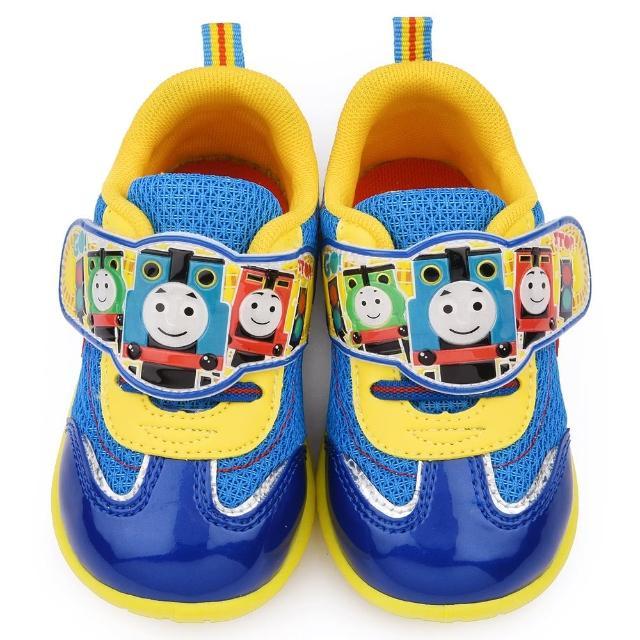 【童鞋城堡】湯瑪士 中童 可愛透氣運動鞋(TH50046-藍)網友推薦