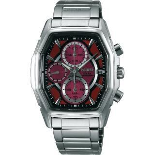 【WIRED】SOLAR 疾風飆速太陽能計時腕錶(V176-0AJ0R AY9003X1)