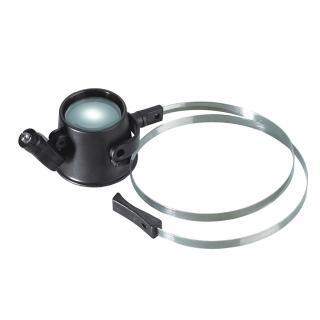 鐘錶維修頭戴式LED單眼放大鏡 MG13B~AZ