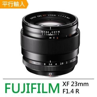 【FUJIFILM】XF 23mm F1.4 R 大光圈廣角鏡頭(平輸)