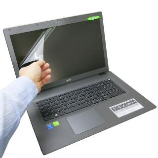 【EZstick】ACER Aspire E5-773G 專用 靜電式筆電液晶螢幕貼(可選鏡面或霧面)