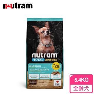 【紐頓Nutram】無穀全能系列 T26 全齡犬潔牙 羊肉(6磅)