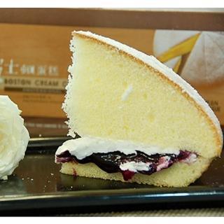 【台灣鑫鮮】手工烘焙-酸甜藍莓波士頓蛋糕
