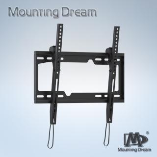 【Mounting Dream】可調角度電視壁掛架 適用26吋-55吋電視(電視壁掛架 - XD2268)