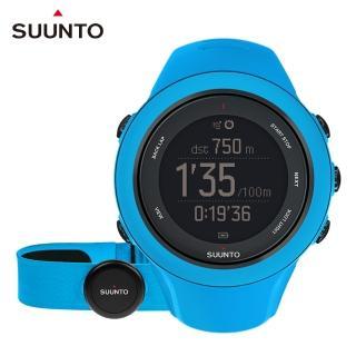 【SUUNTO】Ambit3 Sport HR 進階多項目運動GPS腕錶