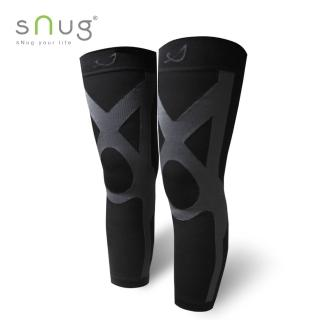 【SNUG】運動壓縮全腿套-1雙(XL號)