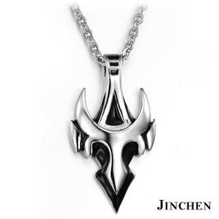 【JINCHEN】316L鈦鋼項鍊單個價TAC-808A(獨特造型項鍊/中性款式/創意設計)