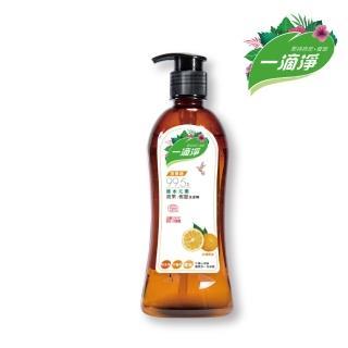 【一滴淨】蘆薈多酚洗碗精柑橘精油(450g)