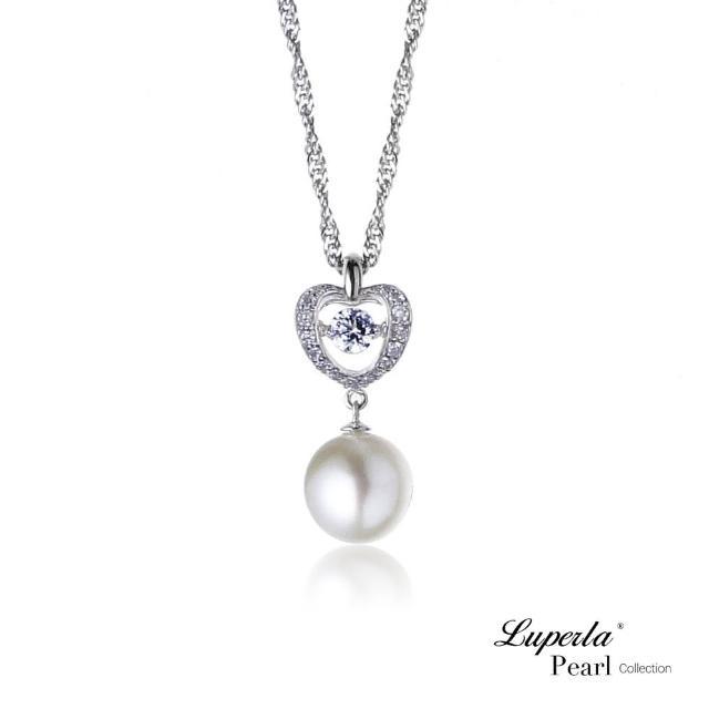 【大東山珠寶】璀璨純銀天然珍珠項鍊 魅力之舞(時尚珍珠)試用文