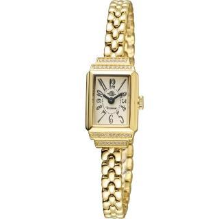 【玫瑰錶 Rosemont】骨董風玫瑰系列VI時尚鍊錶(TRS36-01-AR)