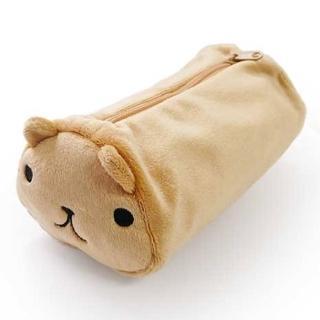 【Kapibarasan】水豚君我愛生活系列毛絨筆帶(水豚君)