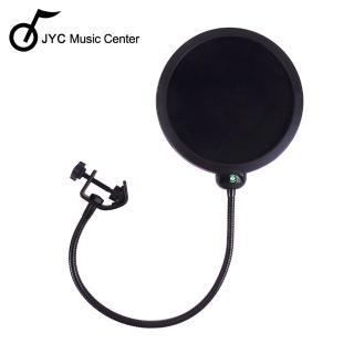 【JYC Music】WS-04 麥克風防噴罩(網面直徑15公分)