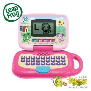 【LeapFrog】新版我的小筆電(粉)