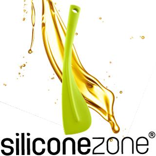 【Siliconezone】施理康葉型奶油刮刀