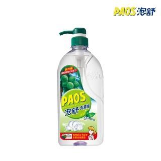 【泡舒】洗潔精 綠茶去油除腥-1000g(洗碗精)