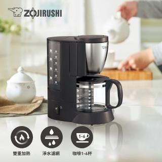 【象印】6杯份*咖啡機(EC-AJF60)