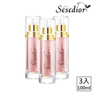 【Sesedior】玫瑰嫩白保濕精質乳3瓶