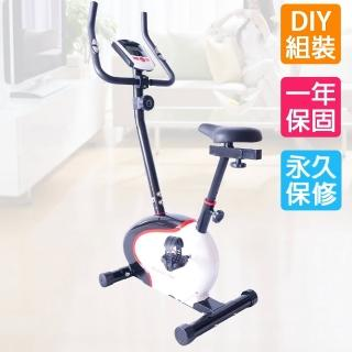 【Sport-gym】磁性控制立式健身車  不傷膝蓋