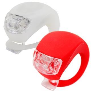 【omax】酷炫青蛙燈-2入(紅1入+白1入)