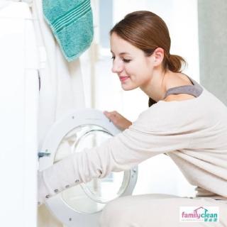 【家必潔】專業洗衣機清洗服務券。(限直立式洗衣機無烘乾功能)