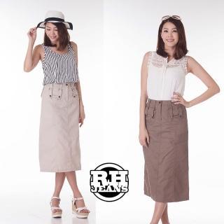 【雪莉亞】裙子(寬鬆版休閒裙)