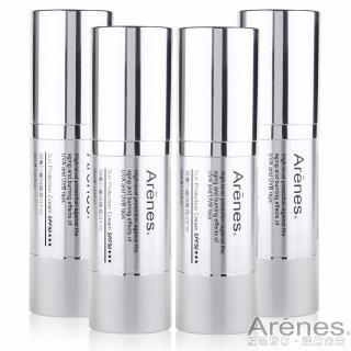 【Arenes】潤膚防曬隔離霜SPF50(4入組)