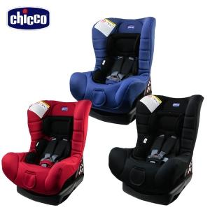 【chicco】ELETTA comfort寶貝舒適全歲段安全汽座-優雅黑