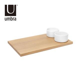 【UMBRA】SAVORE系列山毛櫸木麵包盤