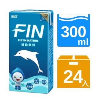 【李玉璽代言】黑松FIN健康補給飲料 PKL300mlx24入