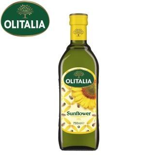 【Olitalia奧利塔】頂級葵花油(750ml)