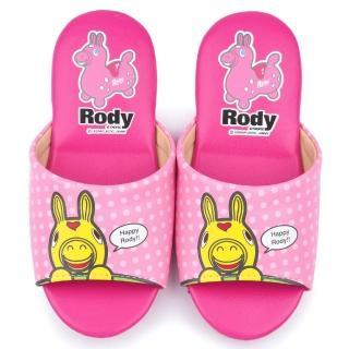 【童鞋城堡】兒童室內拖鞋 RODY跳跳馬(RD2312-粉)