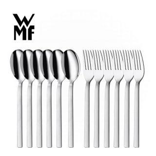 【德國WMF】湯叉12件套組