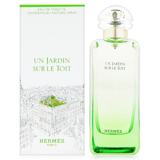 【HERMES 愛馬仕】屋頂花園中性淡香水100ml(網路熱賣中)