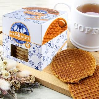 【Stroopwafel】荷蘭史翠普焦糖煎餅250g(賞味期:2021/05/18)