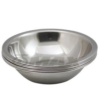 【omax】高級不銹鋼湯碗10件組(大3入中3入小3入+保溫保冷袋1入隨機出貨-12H-完)