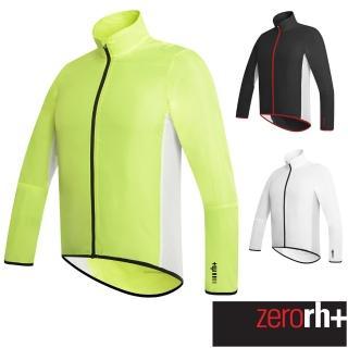 【ZeroRH+】義大利WIND SHELL專業風衣(黑色、白色、螢光黃 SSCU375)