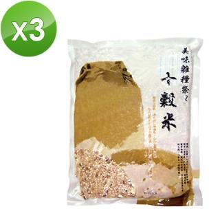 【康健生機】十榖米(1.8Kg/包)X3入
