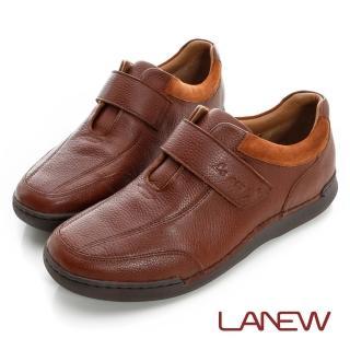 【LA NEW】飛彈 超輕量手縫休閒鞋(男00220168)