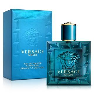 【Versace 凡賽斯】艾諾斯‧愛神男性淡香水(50ml)