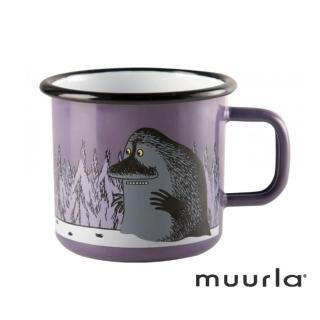 【芬蘭Muurla】神祕的哥古琺瑯馬克杯-紫370ml muurla moomin 嚕嚕米
