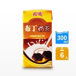 【古道】布丁奶茶300ml*6瓶
