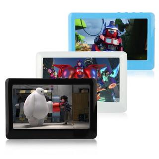 【DW】C03影音夢幻款4.3吋觸控螢幕MP5 內建8GB記憶體(加送6大好禮)