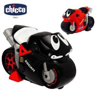 【chicco】壓壓樂重機-帥氣黑